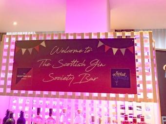 the scottish gin society bar