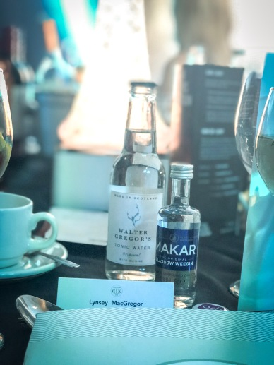 makar gin and walter gregor tonic