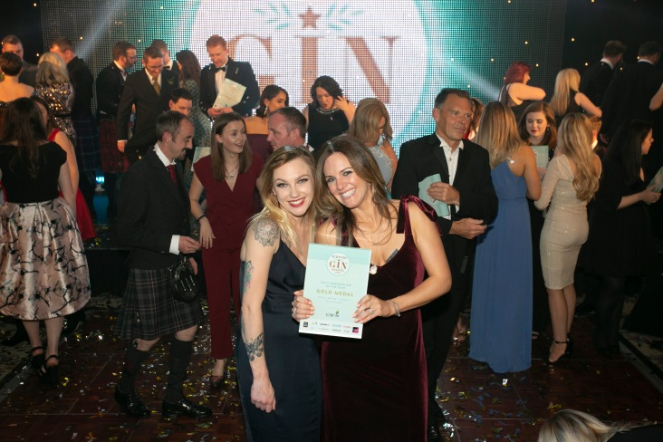 Scottish Gin Awards (image credit Gerado Jaconelli)