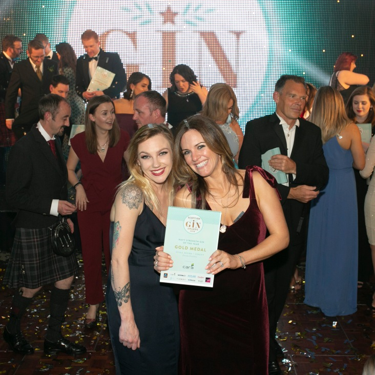 Scottish Gin Awards (image credit Gerado Jaconelli)