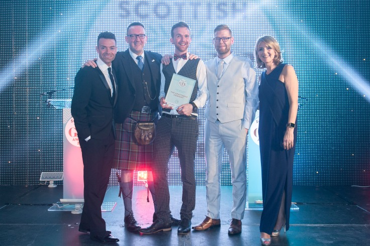 Scottish Gin Bar of the Year
