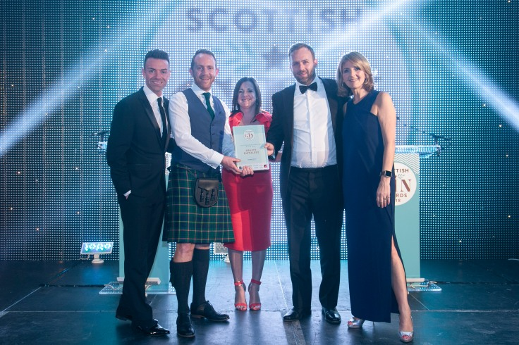 Scottish Gin Destination of the Year